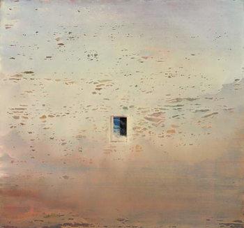 Konsttryck Hermit, 2013,