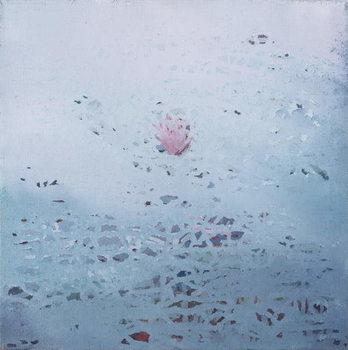 Konsttryck Lotus, 2011,