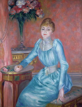 Konsttryck Madame de Bonnieres, 1889