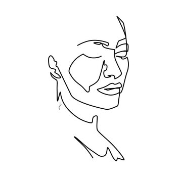 Illustration Masche
