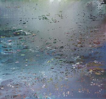 Konsttryck Monsoon, 2014,