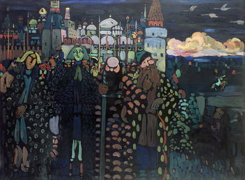 Konsttryck Morning, 1909
