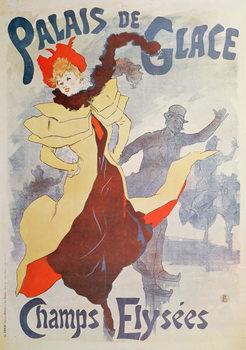 Konsttryck Palais de Glace - Champs Elysees