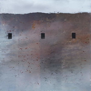 Konsttryck Refuge, 2009,