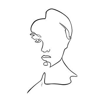 Illustration Ritrato