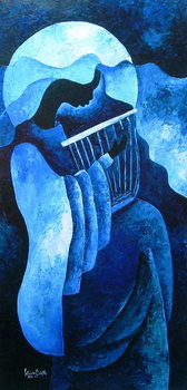 Konsttryck Sacred melody, 2012