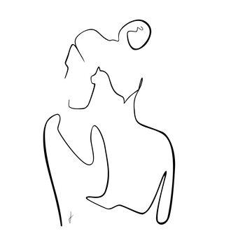 Illustration Spalla