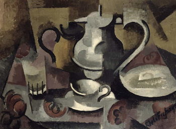 Konsttryck Still Life with Three Handles