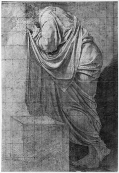 Konsttryck Study for 'The Death of Socrates', c.1787