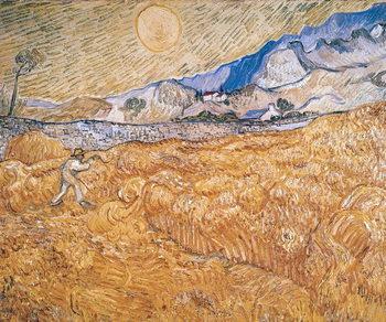 Konsttryck The Harvester