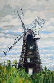Konsttryck The Windmill,2000,