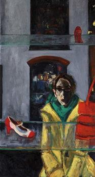 Konsttryck The Window, 2013
