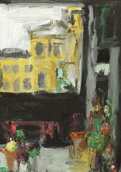 Konsttryck Under The Bridge-The Florist, 2014,