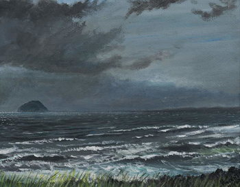 Konsttryck Approaching Storm, 2007,