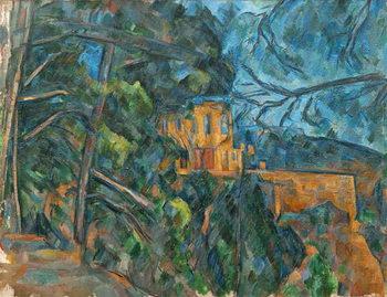 Konsttryck Chateau Noir, 1900-04