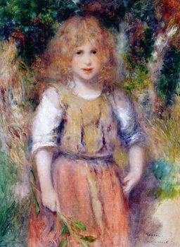 Konsttryck Gypsy Girl, 1879