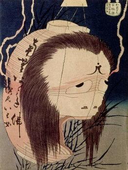 Konsttryck Japanese Ghost