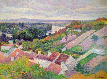 Konsttryck Landscape