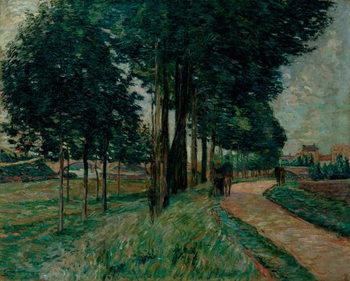Konsttryck Maisons-Alfort, 1898