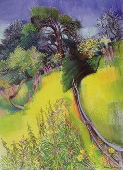 Konsttryck Midsummer
