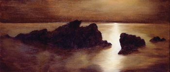 Konsttryck Moonlight, 2002