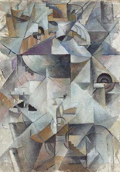 Konsttryck Samovar, 1913