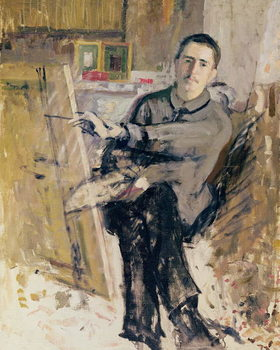 Konsttryck  Self Portrait, c.1907-08