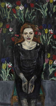 Konsttryck Spring Portrait,