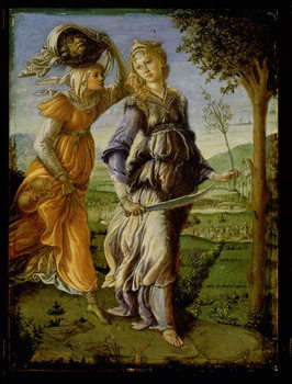 Konsttryck  The Return of Judith, 1467