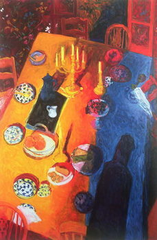 Konsttryck The Supper, 1996