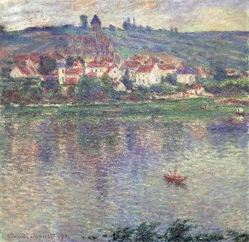Konsttryck  Vetheuil, 1901