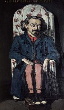 Achille Emperaire (1829-98) c.1868 Festmény reprodukció