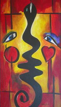 Adam and Eve, 2006 Festmény reprodukció