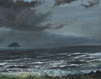 Approaching Storm, 2007, Festmény reprodukció