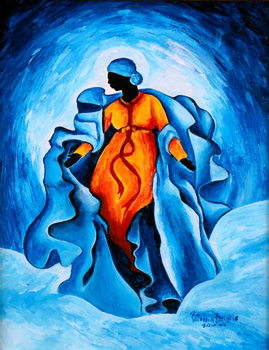 Assumption - Advocata Nostra, 2010 Festmény reprodukció