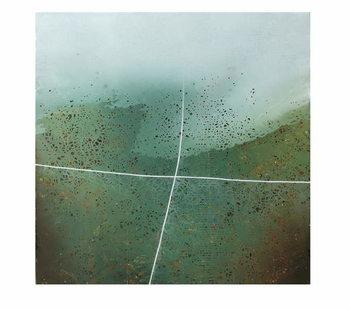 Cross, 2007, Festmény reprodukció