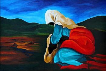 Defilee la folle, 2008 Festmény reprodukció