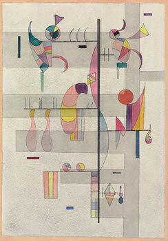 Distribution, 1934 Festmény reprodukció