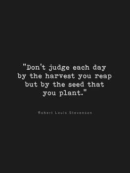 Ábra Dont judge each day