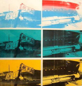 Havana 4 Festmény reprodukció