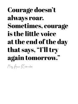 Ábra mary radmacher quote