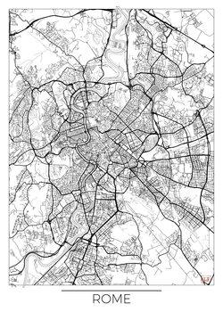 Rome Térképe