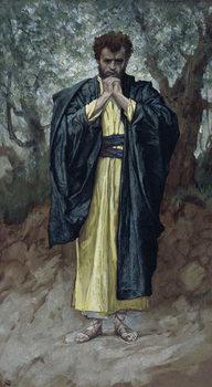 Saint Matthew, illustration for 'The Life of Christ', c.1886-94 Festmény reprodukció