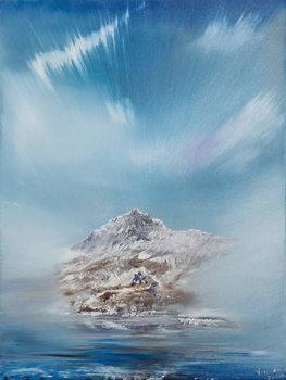 Snowdon 2, 2014, Festmény reprodukció