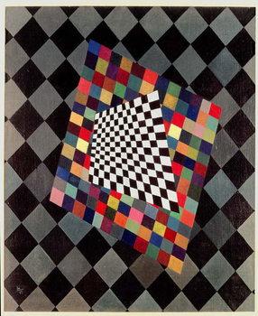 Square, 1927 Festmény reprodukció
