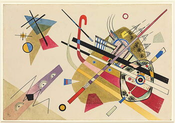 Untitled; Ohne Titel, 1922 Festmény reprodukció