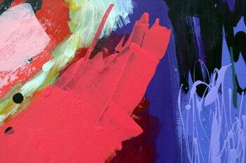abstract 10 Festmény reprodukció