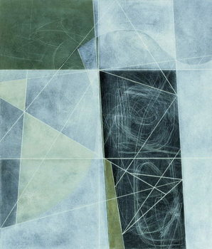 Ancient Landscape, 1982 Festmény reprodukció