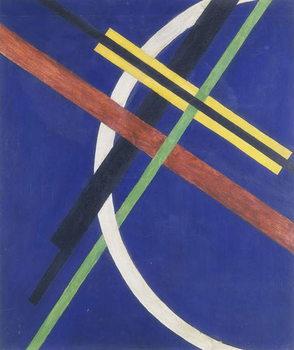 Architektur I, 1922 Festmény reprodukció
