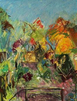 Autumn- Bright day, Festmény reprodukció